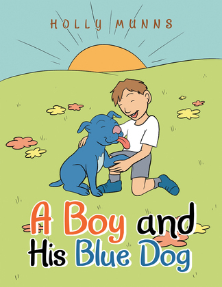 A Boy and His Blue Dog