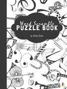 Word Scramble Puzzle Book for Kids Ages 6+ (Printable Version)