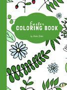 Easter Coloring Book for Kids Ages 3+ (Printable Version)