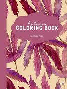 Autumn Coloring Book for Teens & Young Adults (Printable Version)