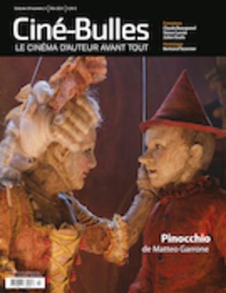 Ciné-Bulles. Vol. 39 No. 3, Été 2021