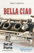 Bella Ciao - Clarinet Quartet (parts)