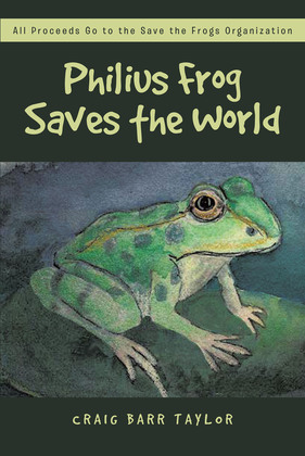 Philius Frog Saves the World