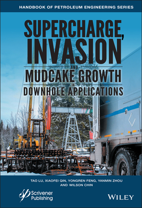 Supercharge, Invasion, and Mudcake Growth in Downhole Applications