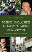 Poetics and Justice in America, Japan, and Taiwan