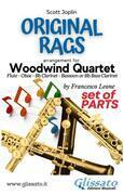 Original Rags - Woodwind Quartet (parts)