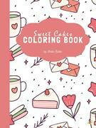 Sweet Cakes Coloring Book for Kids Ages 3+ (Printable Version)
