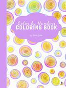 Color by Numbers Coloring Book for Kids Ages 3+ (Printable Version)