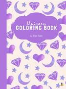 Unicorn Coloring Book for Kids Ages 3+ (Printable Version)