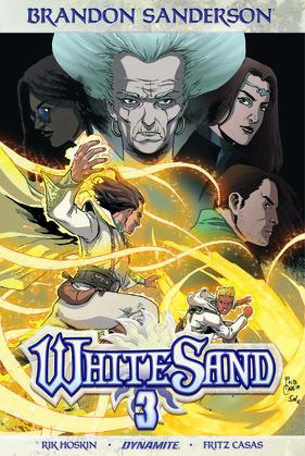 Brandon Sanderson's White Sand Vol. 3 Original Graphic Novel