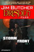 Jim Butcher's The Dresden Files: Storm Front Vol. 1