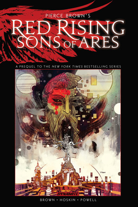 Pierce Brown's Red Rising Son Of Ares