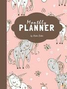 Princess Monthly Planner (2020-2021) (Printable Version)