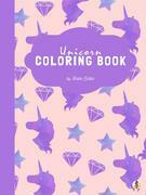 Unicorn Coloring Book for Kids Ages 6+ (Printable Version)