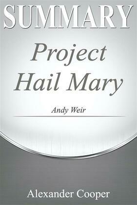 Summary of Project Hail Mary