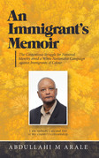 An Immigrant's Memoir