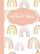 ABC Tracing and Coloring Activity Book for Kids Ages 3+ (Printable Version)