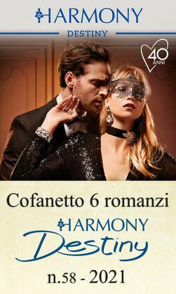 Cofanetto 6 Harmony Destiny n.58/2021