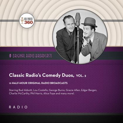 Classic Radio's Comedy Duos, Vol. 2