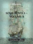 Some novels – Volume 5