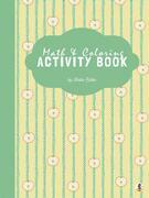 Math and Coloring Activity Book for Kids Ages 3+ (Printable Version)
