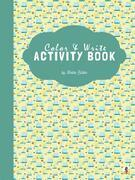 Color and Write (1-20) Activity Book for Kids Ages 3+ (Printable Version)
