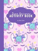 How to Draw Unicorns Activity Book for Kids Ages 6+ (Printable Version)