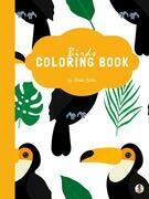 Birds Coloring Book for Kids Ages 3+ (Printable Version)