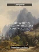 Stories written by a lady with a man's name - Volume 2