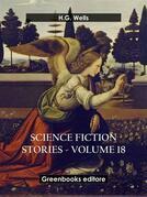 Science fiction stories - Volume 18
