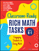 Classroom-Ready Rich Math Tasks, Grades K-1