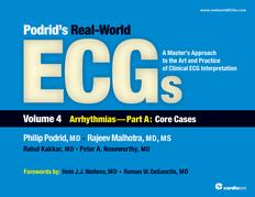 Podrid's Real-World ECGs: Volume 4A, Arrhythmias [Core Cases]