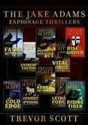 The Jake Adams Espionage Thrillers