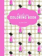 Fashion Coloring Book for Teens (Printable Version)