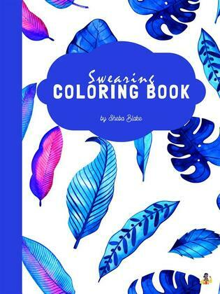 Teachers Swearing Coloring Book for Teens (Printable Version)