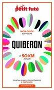 QUIBERON ET 50 KM AUTOUR 2021 Carnet Petit Futé