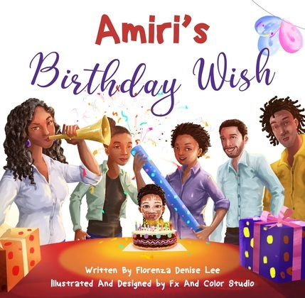 Amiri's Birthday Wish