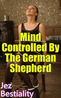 Mind Controlled by the German Shepherd