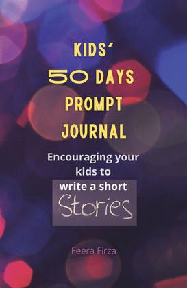 Kids' 50 Days Prompt Journal