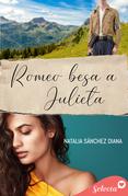 Romeo besa a Julieta