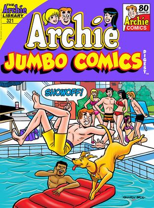 Archie Double Digest #321
