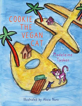Cookie the Vegan Cat