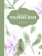 Summer Coloring Book for Teens (Printable Version)