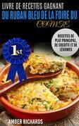 Livre de recettes gagnant du ruban bleu du comté