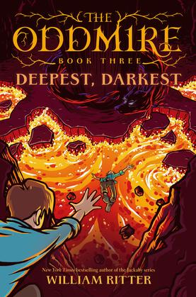 The Oddmire, Book 3: Deepest, Darkest