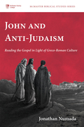 John and Anti-Judaism