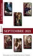 Pack mensuel Les Historiques : 6 romans (Septembre 2021)