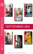 Pack mensuel Passions : 12 romans (Septembre 2021)