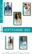 Pack mensuel Blanche : 10 romans (septembre 2021)