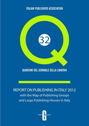 Report on publishing in Italy in 2012